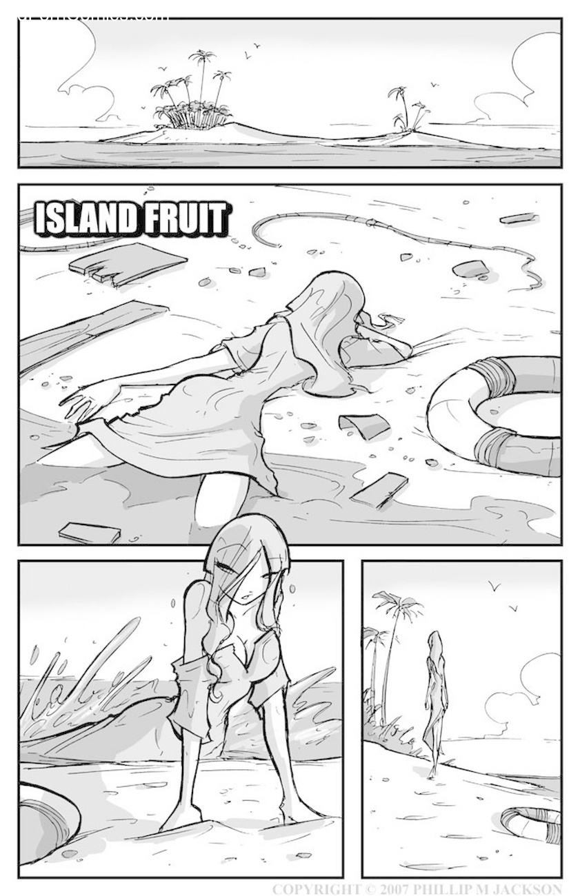 Island Fruit 2 free sex comic