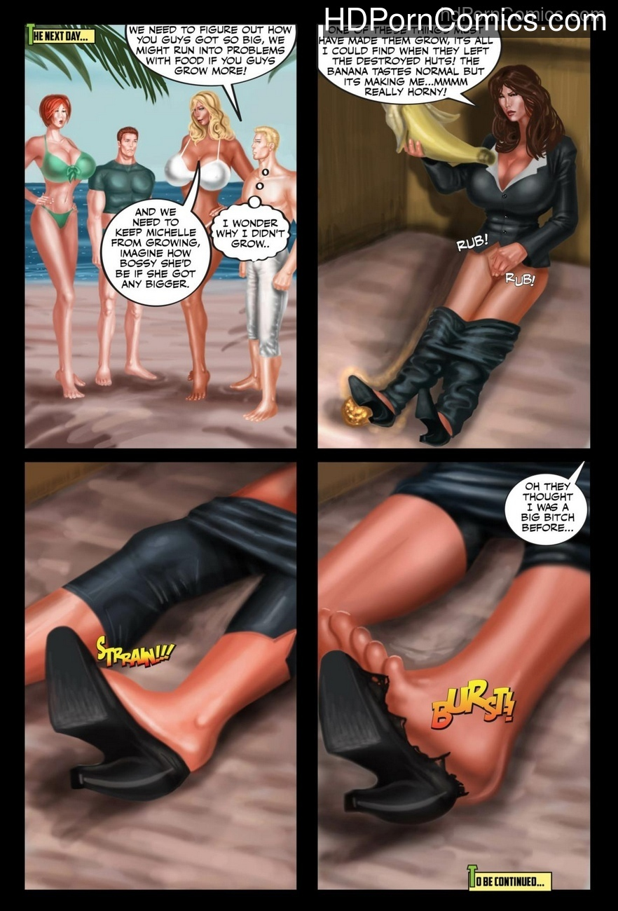 Island Grown 1 Sex Comic