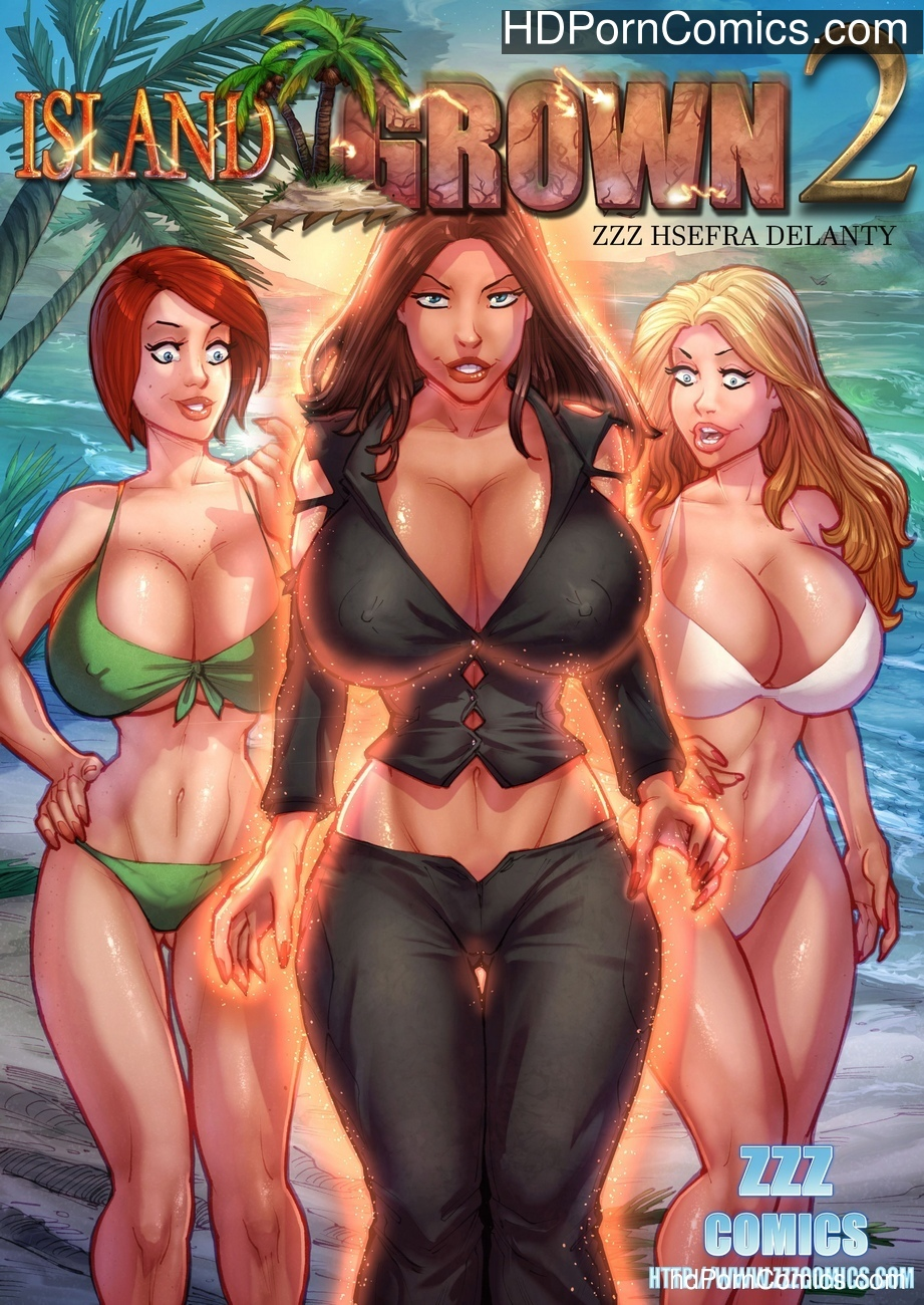 Island Grown 2 Sex Comic