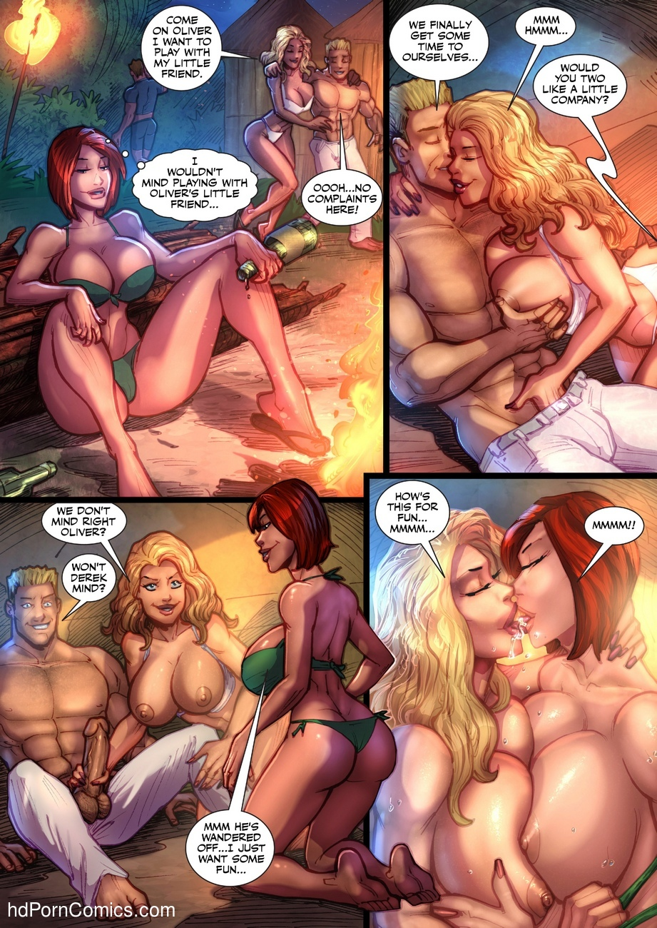 Island Grown 2 10 free sex comic