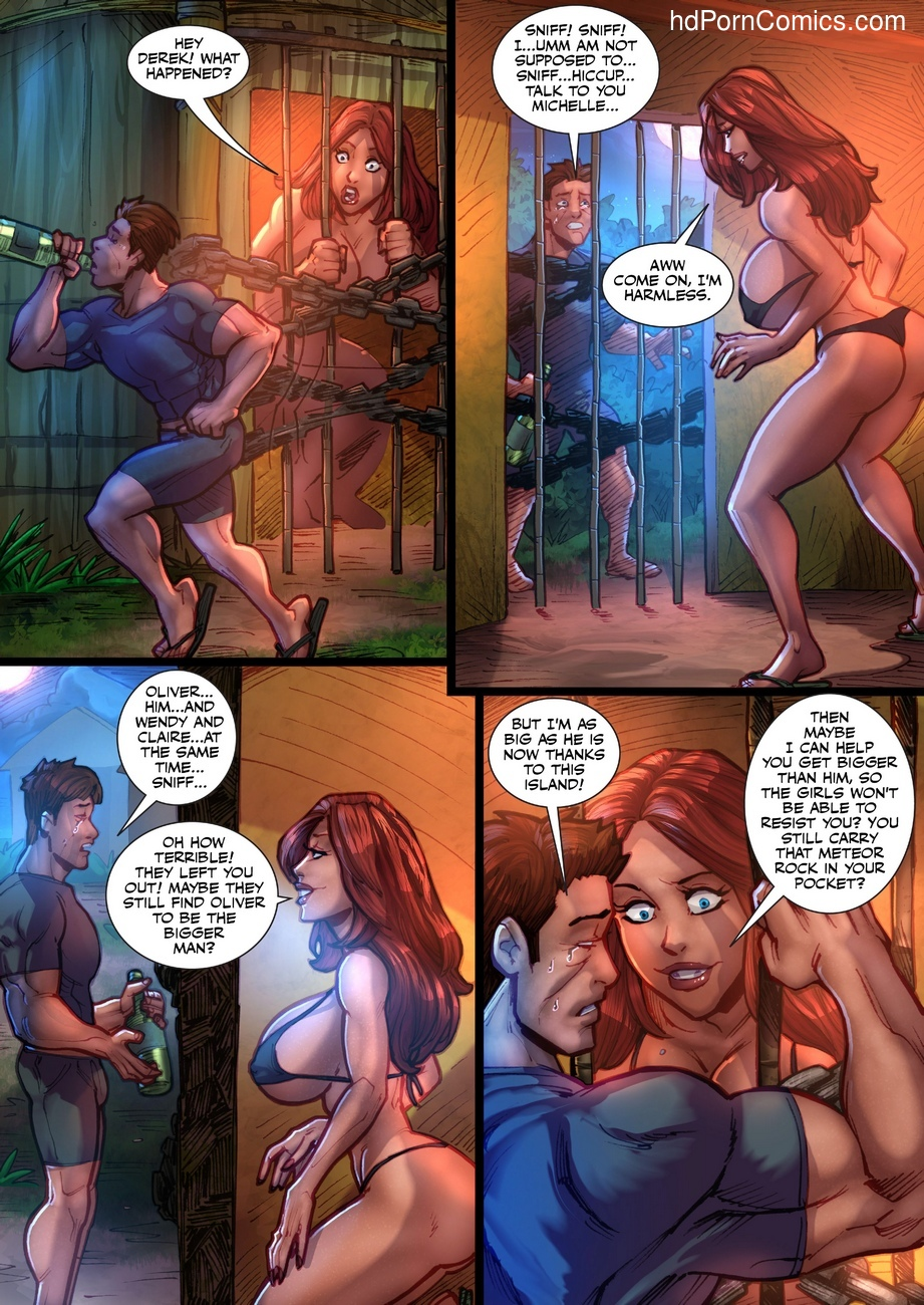 Island Grown 2 12 free sex comic