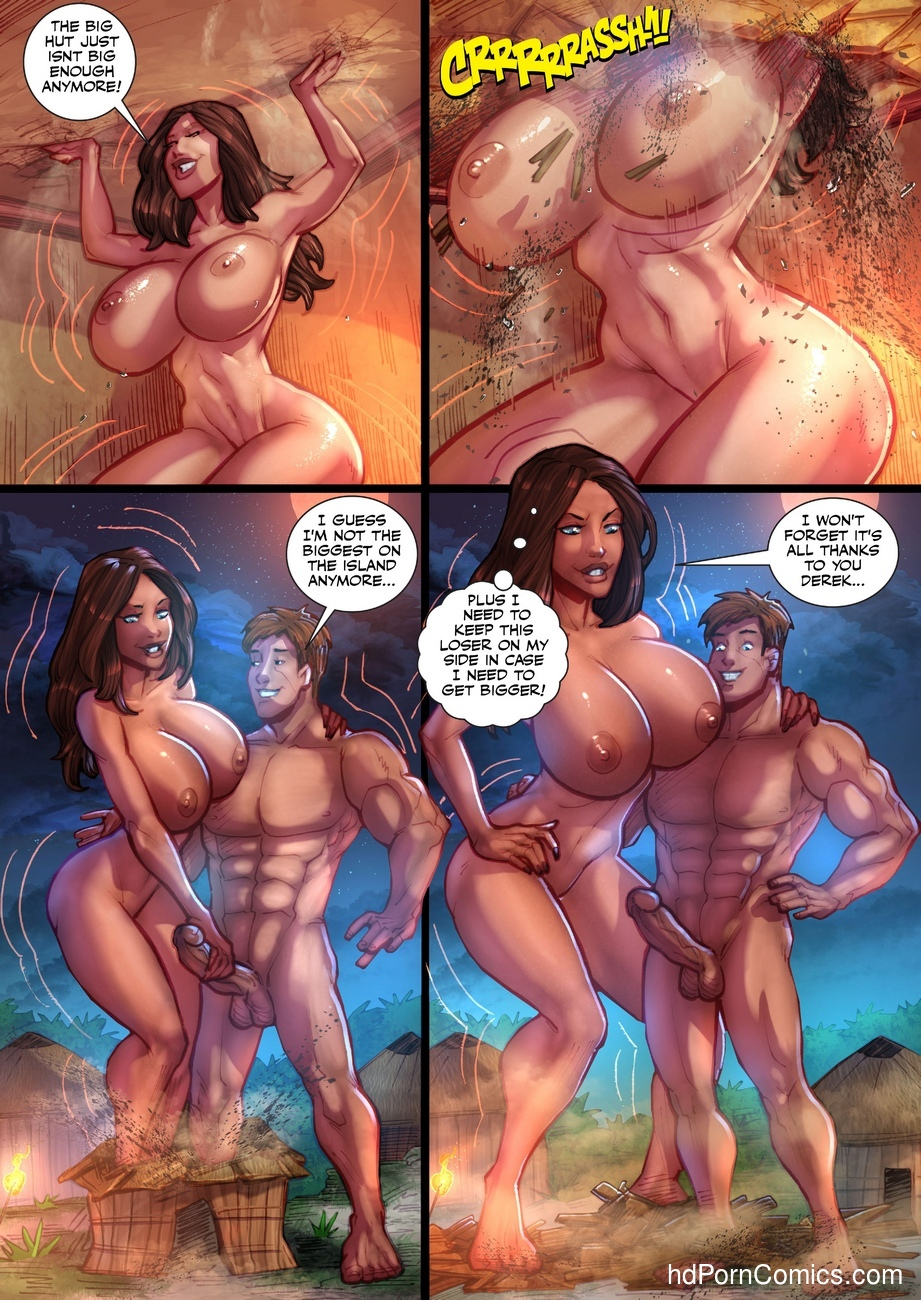 Island Grown 2 17 free sex comic