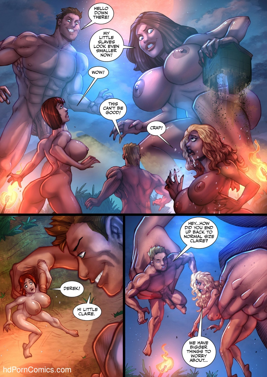 Island Grown 2 19 free sex comic