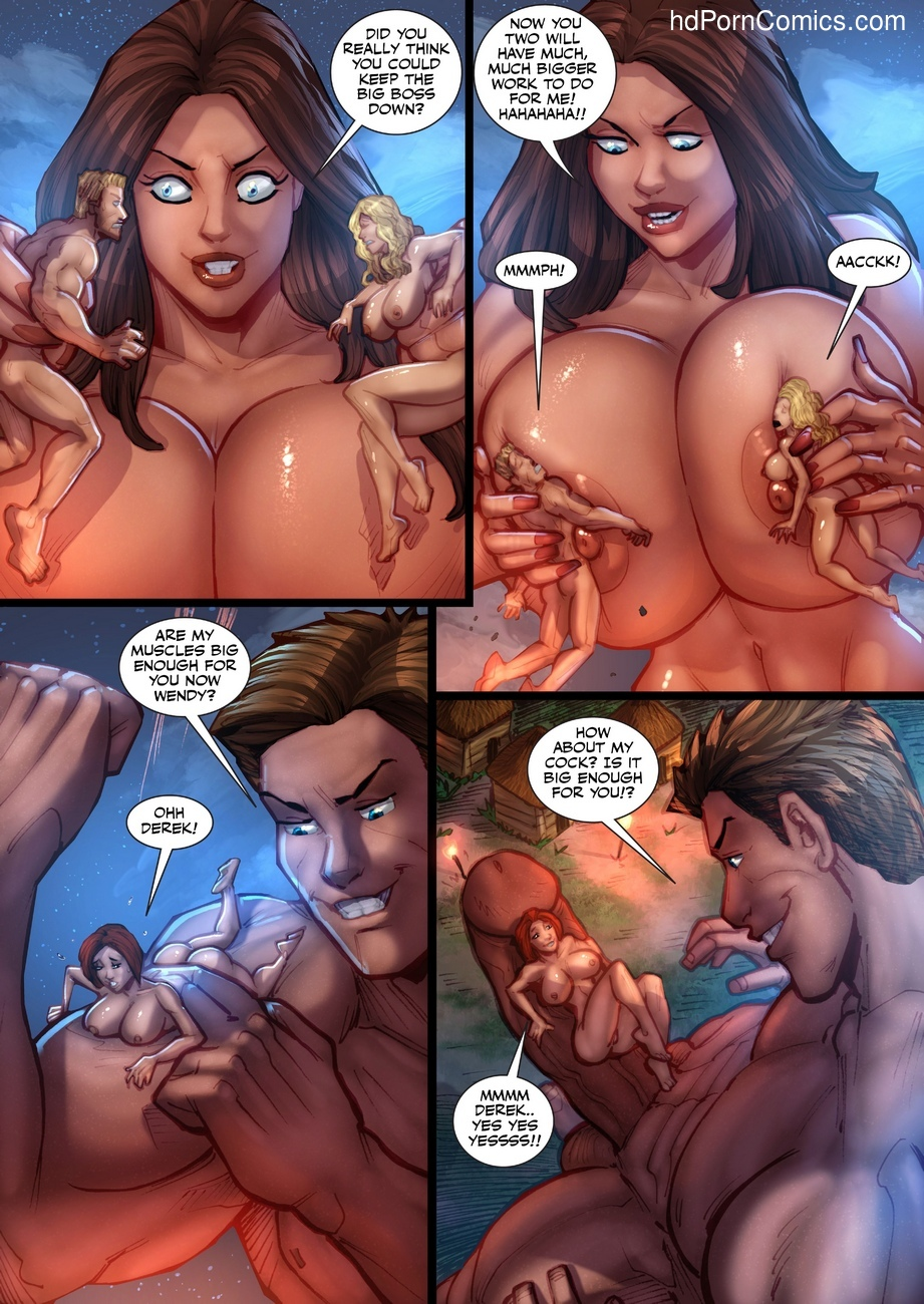 Island Grown 2 20 free sex comic
