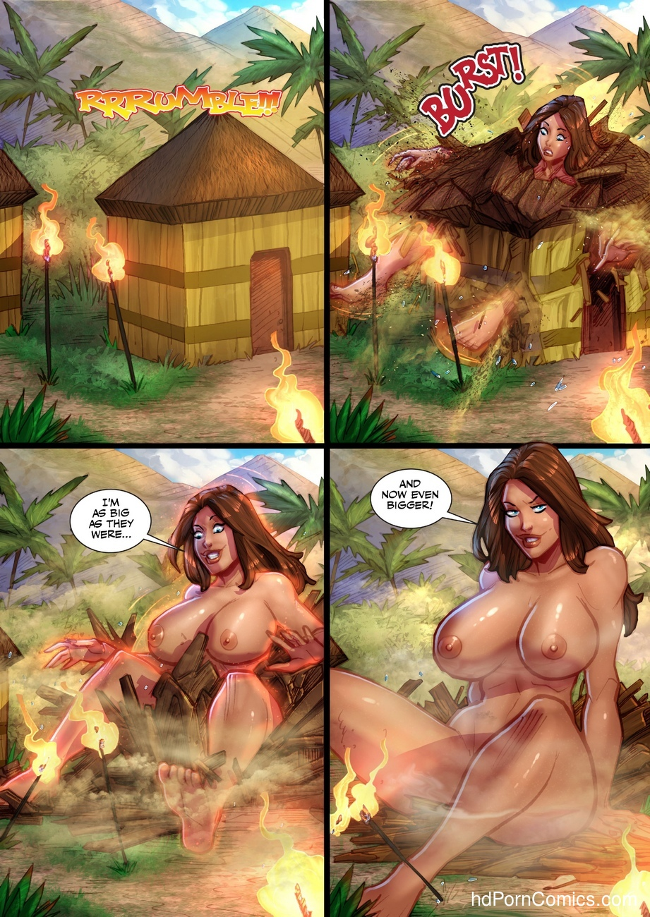 Island Grown 2 4 free sex comic