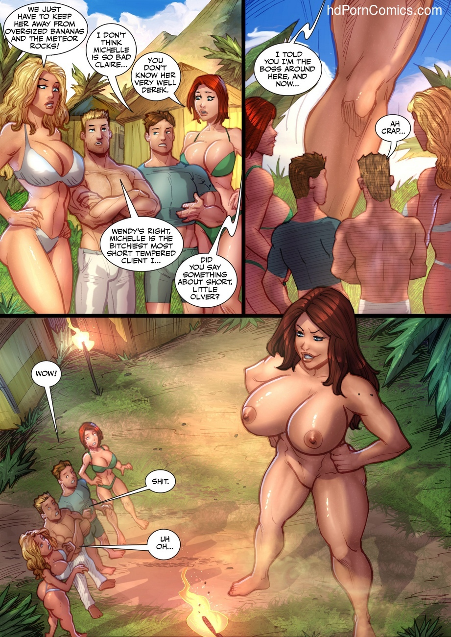 Island Grown 2 5 free sex comic