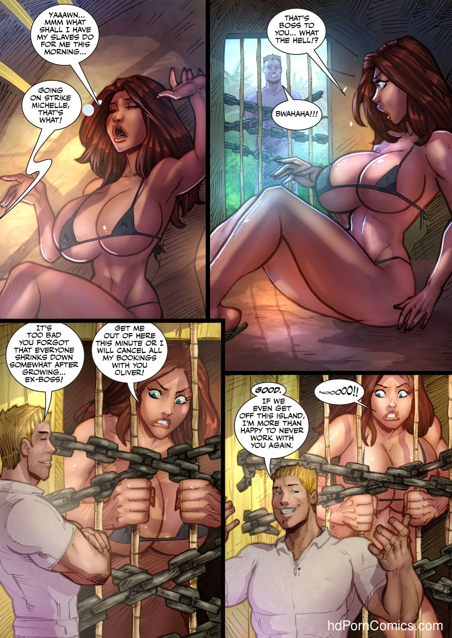 Island Grown 2 8 free sex comic
