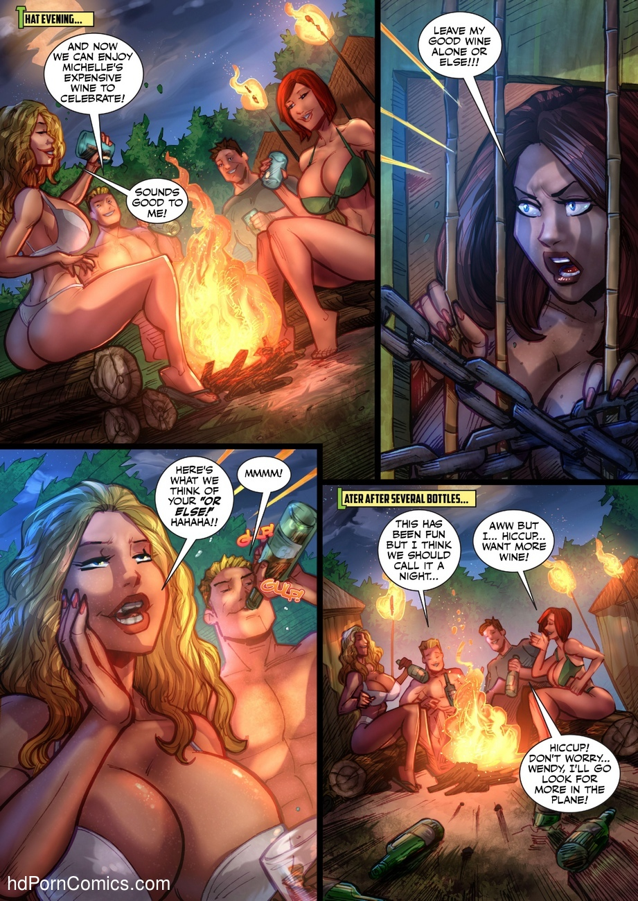 Island Grown 2 9 free sex comic