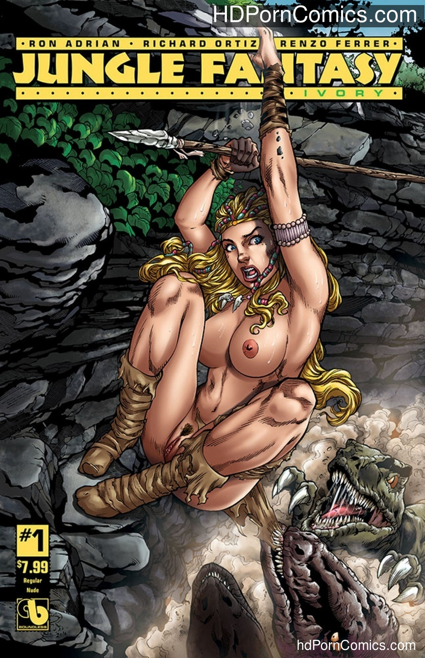Ivory 1 – The Quest Begins comic porn