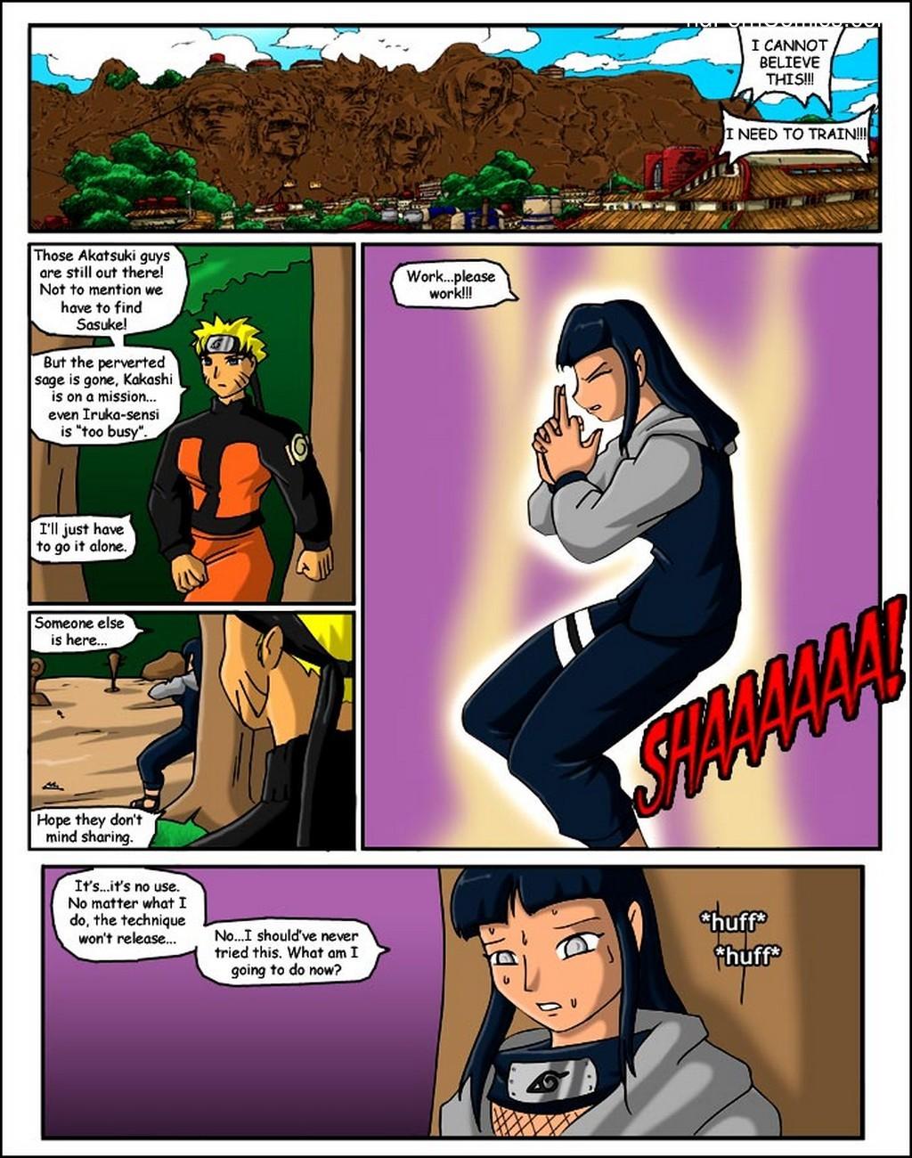 Jaraiya's Family 2 free sex comic