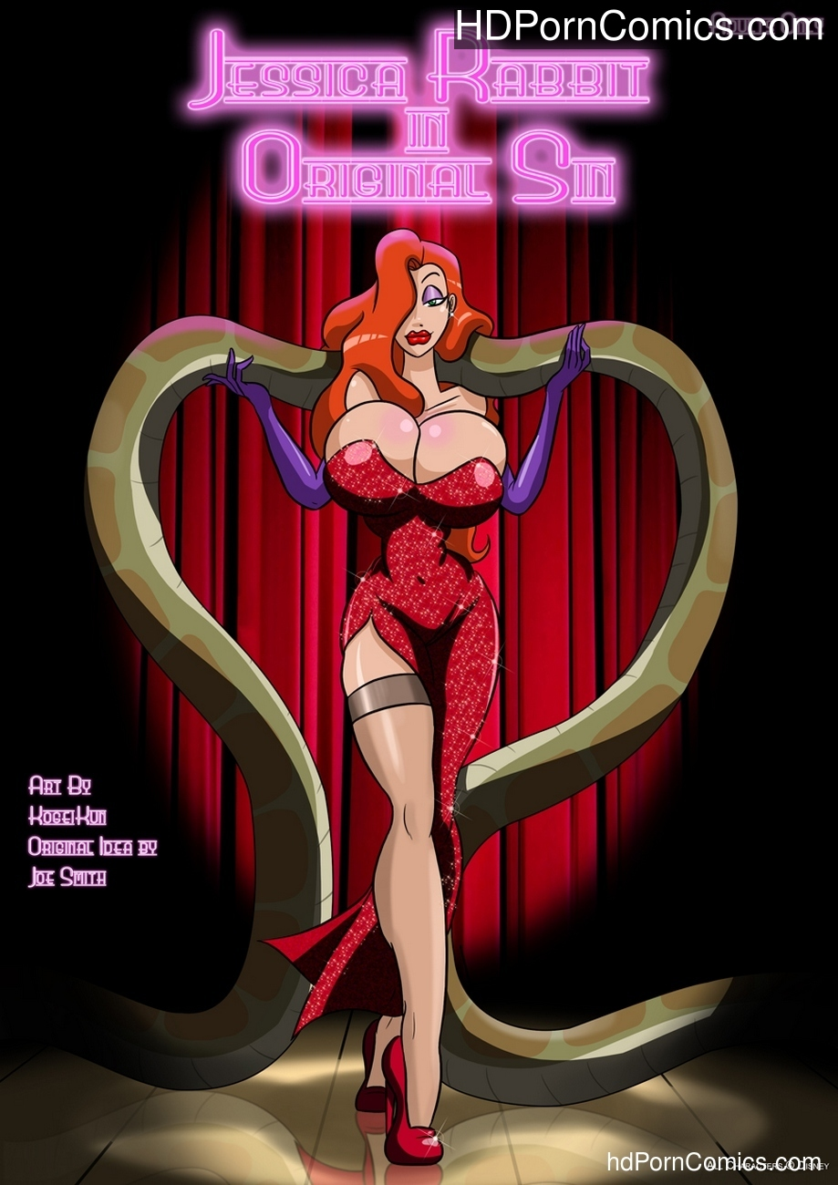 Jessica Rabbit In Original Sin Sex Comic