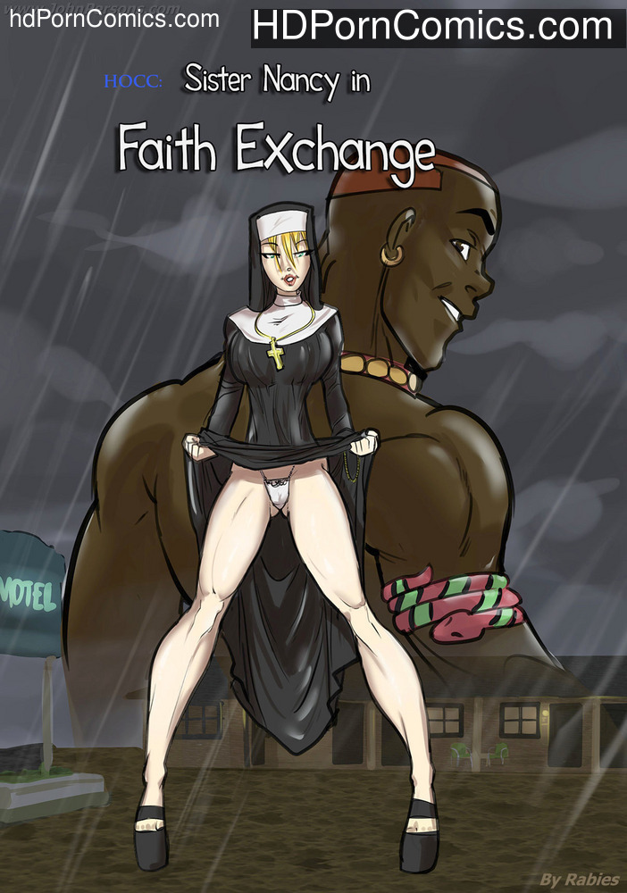 John Persons – Sister Nancy in Faith Exchange – Part 1 free Porn Comic