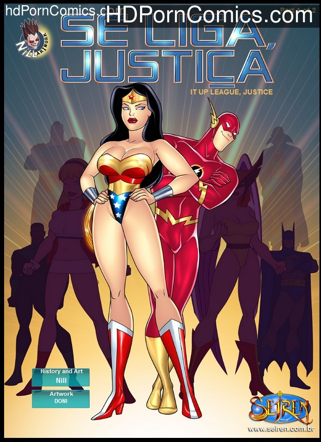 Justice league – Porncomics free Porn Comic