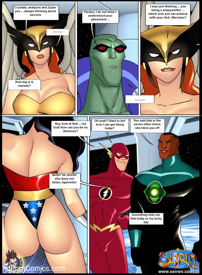 Justice League Sex Videos 29