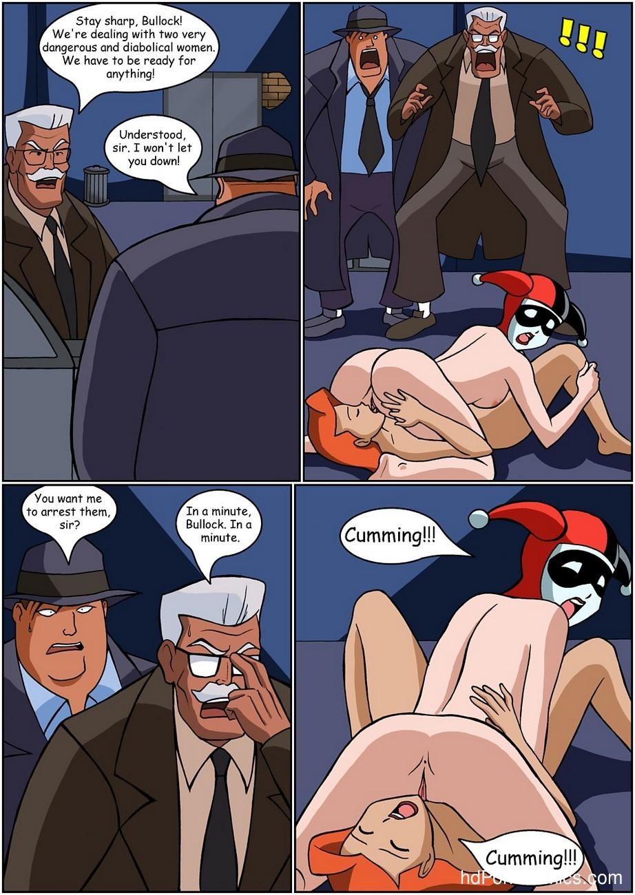 Justice Hentai 2 24 free sex comic