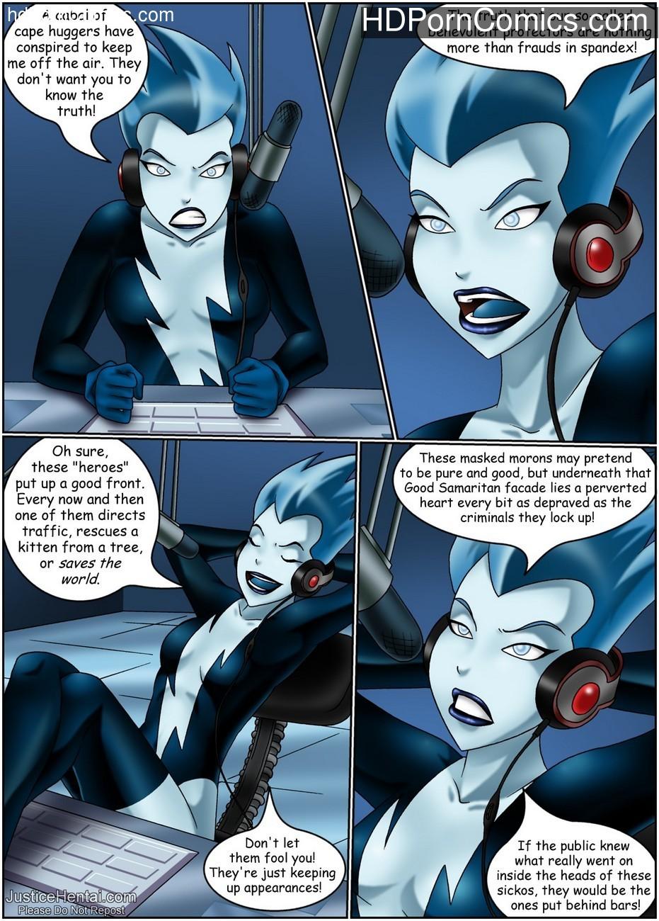 Justice Hentai 4 11 free sex comic