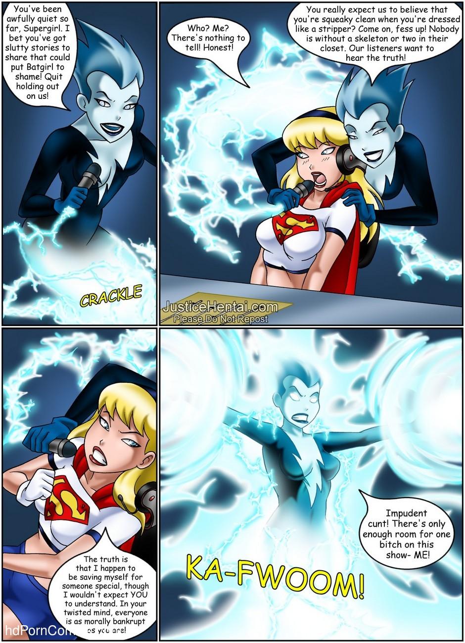 Justice Hentai 4 23 free sex comic