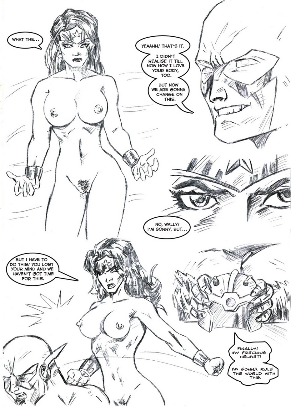 Justice League XXX 16 free sex comic