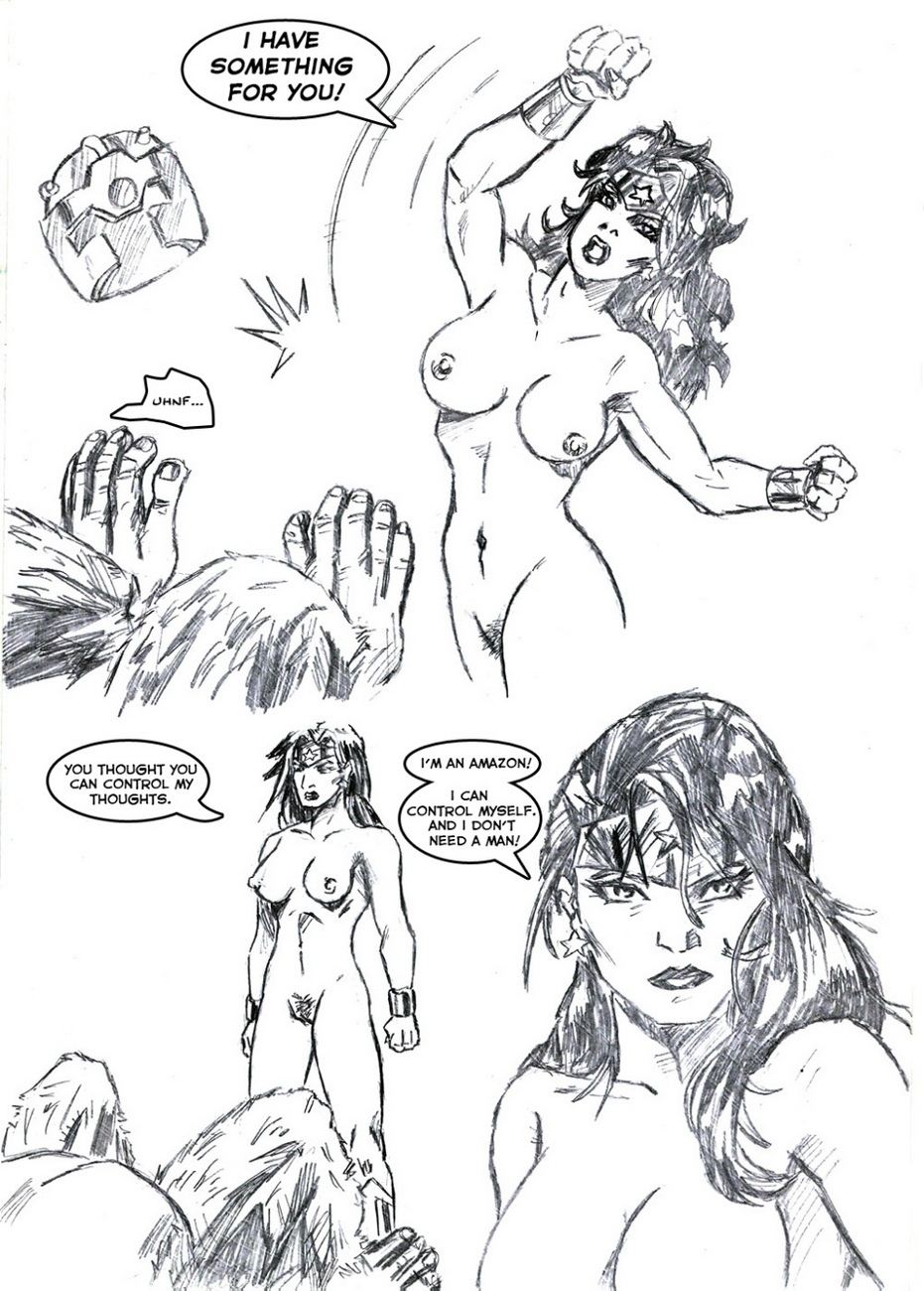 Justice League XXX 20 free sex comic