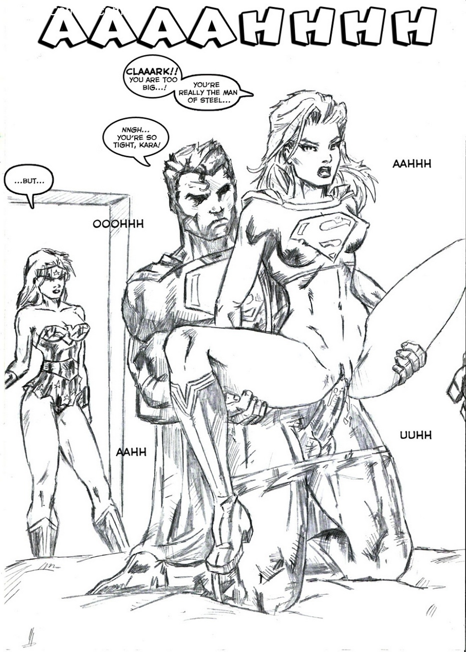 Justice League XXX 3 free sex comic