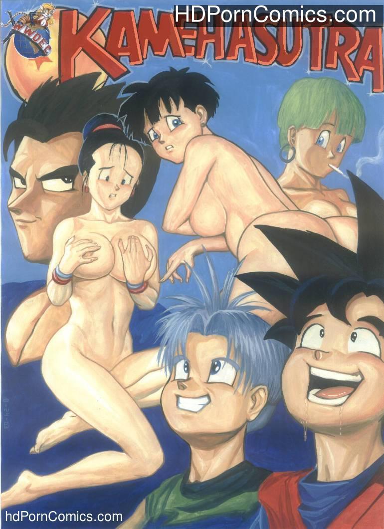 Kamehasutra Sex Comic