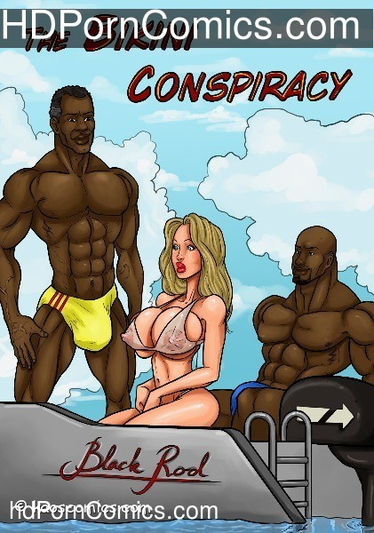 Kaos-Bikini conspiracy free Cartoon Porn Comic