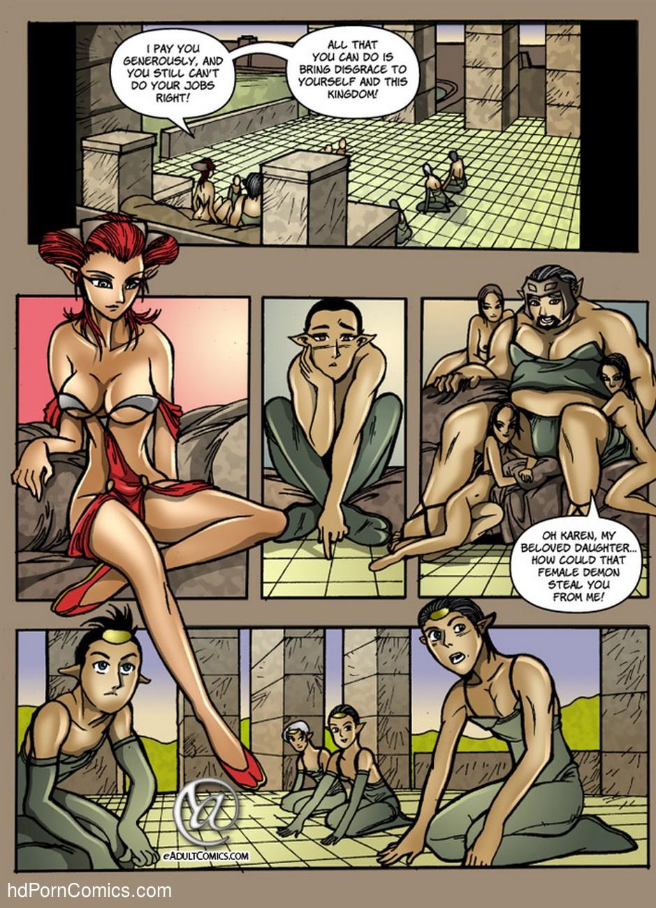 Секс комиксы секс карен фото 106-215