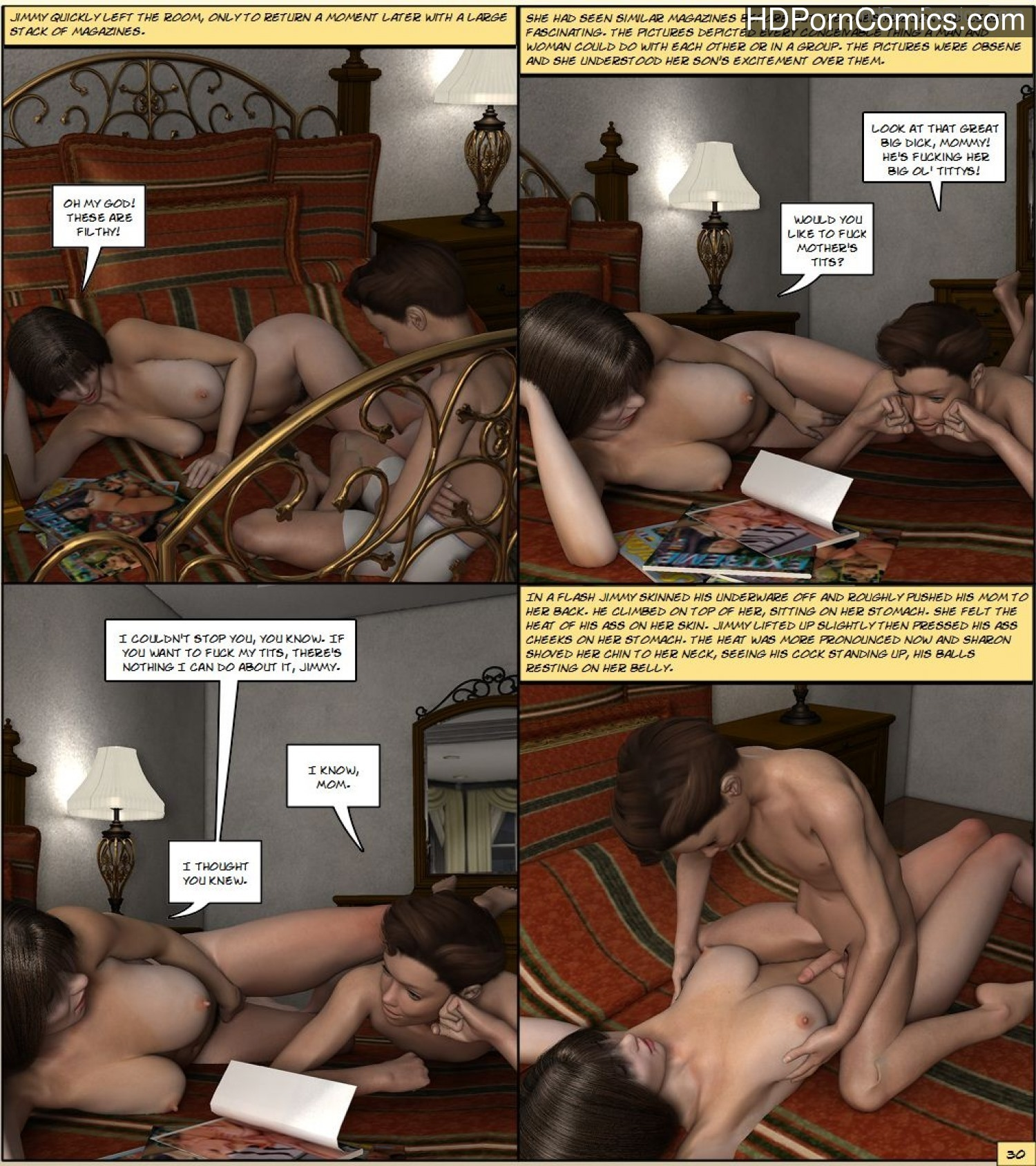 Kathy Andrews – Mother Gets Horny31 free sex comic