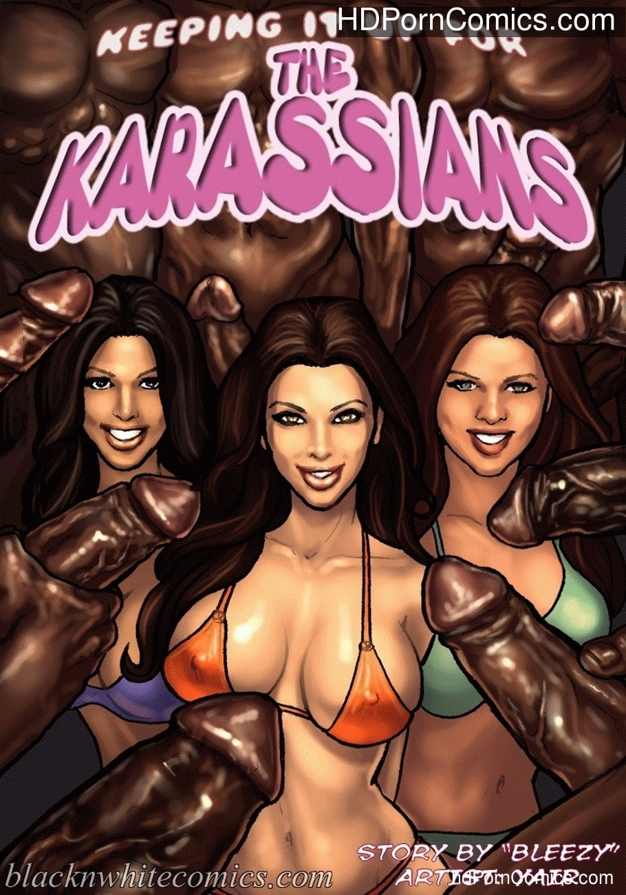 Keeping It Up For The Karassians Sex Comic