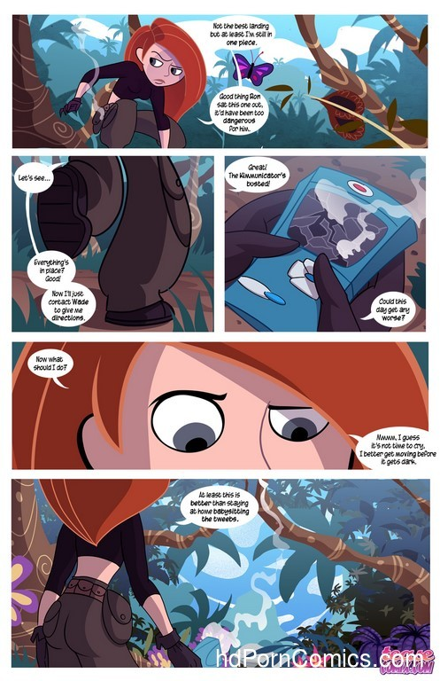 Kim Possible To coil a Spy - Porn comic24 free sex comic