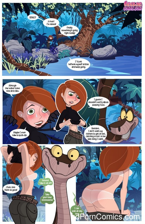 Kim Possible To coil a Spy - Porn comic29 free sex comic