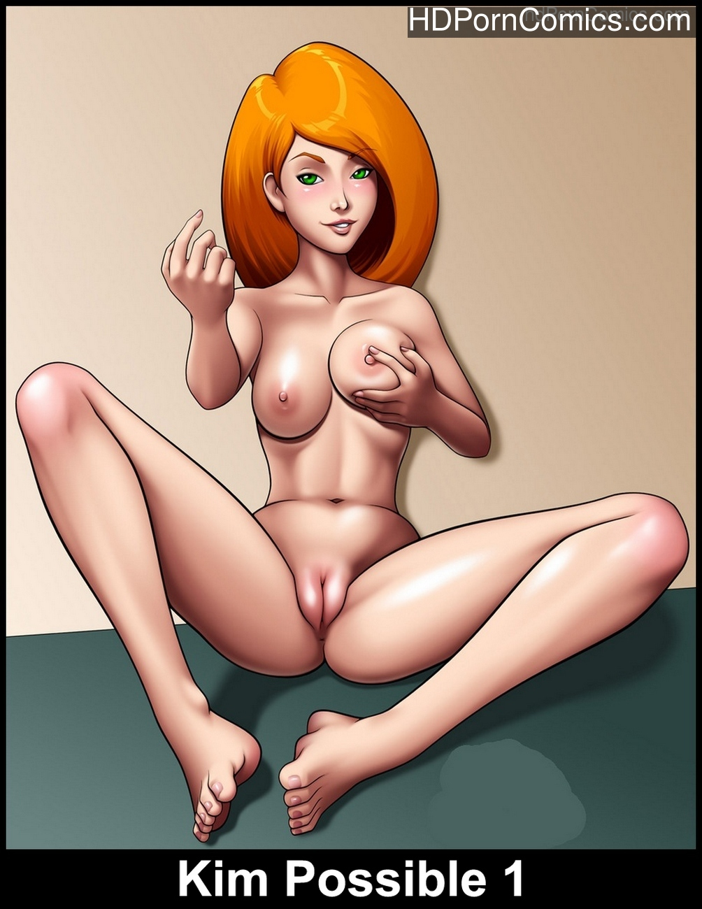 Kim Possible 1 Sex Comic