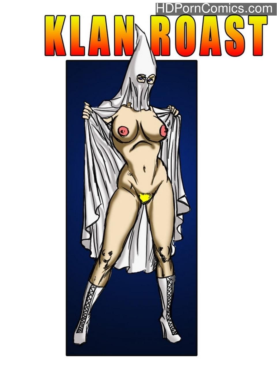 Klan Roast comic porn