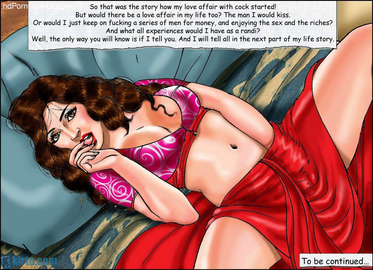 Konfessions Of Kammobai 1 – The Lusty Life-Story Of A Desi Randi Sex Comic