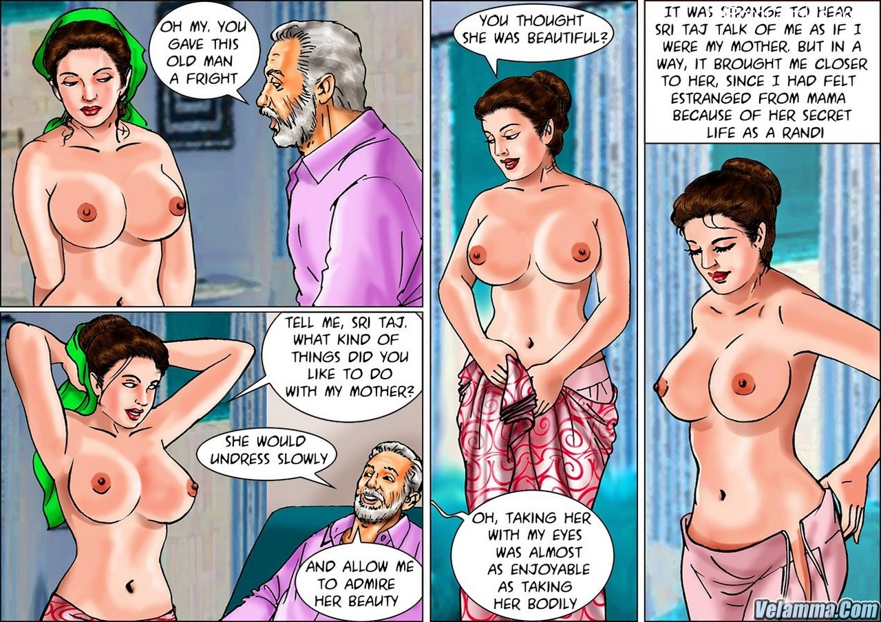 Konfessions Of Kammobai 4 - In Through The Back Door 9 free sex comic