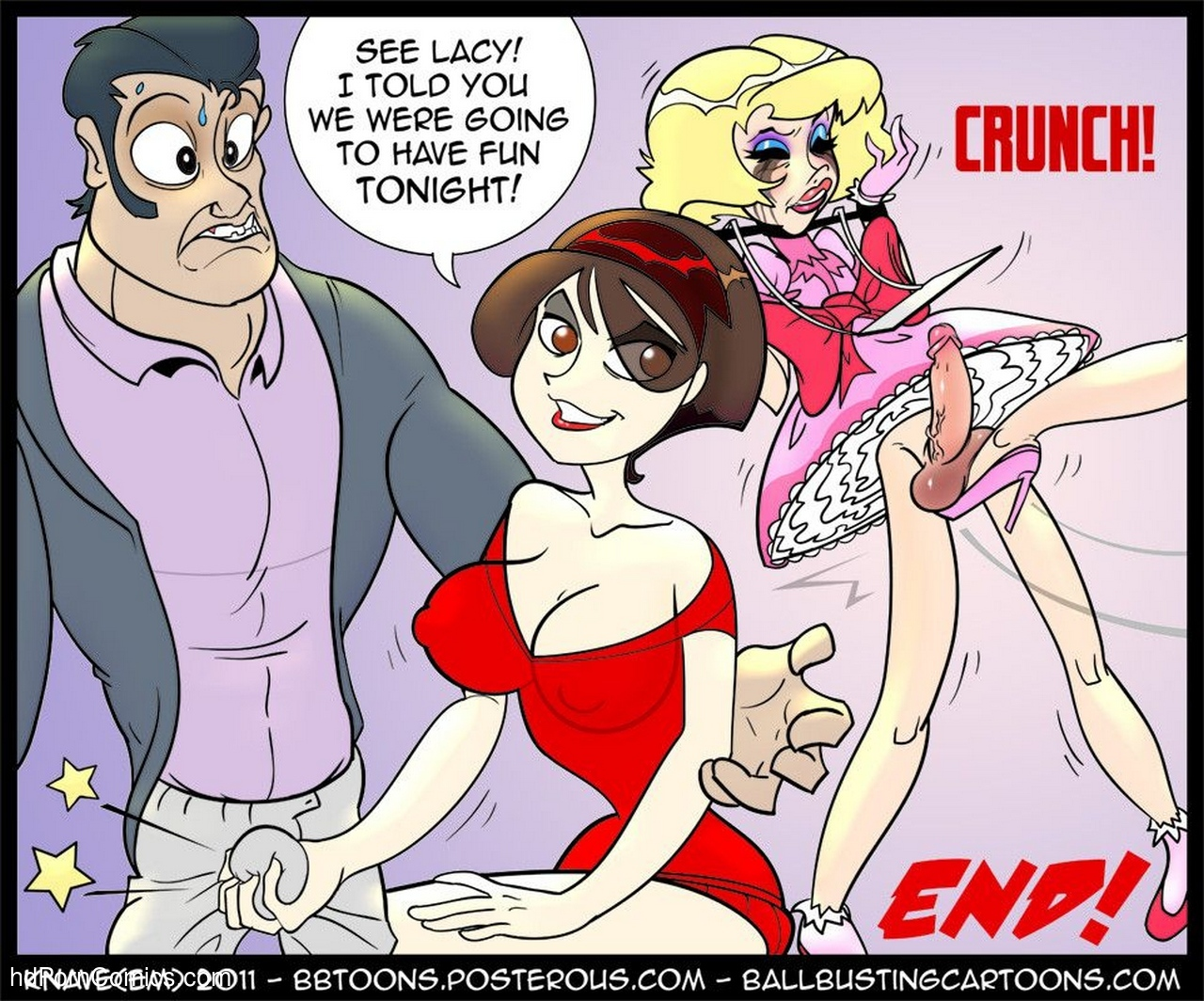Lacy Sissy's Punishment 2 comic porn