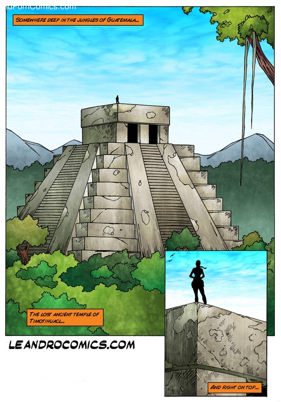 Lara Croft 1 2 free sex comic