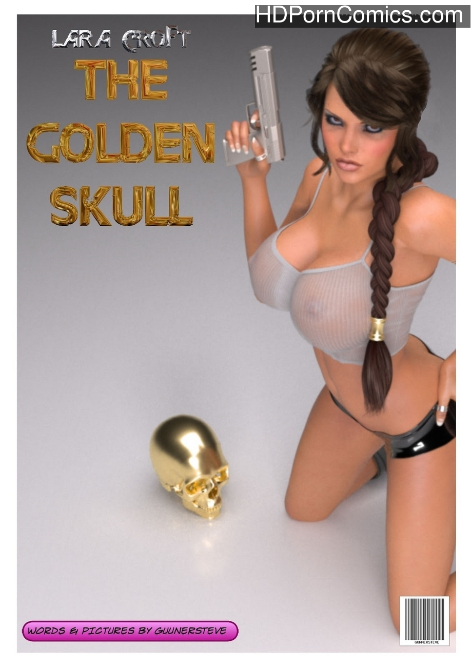 Lara Croft – The Golden Skull Sex Comic