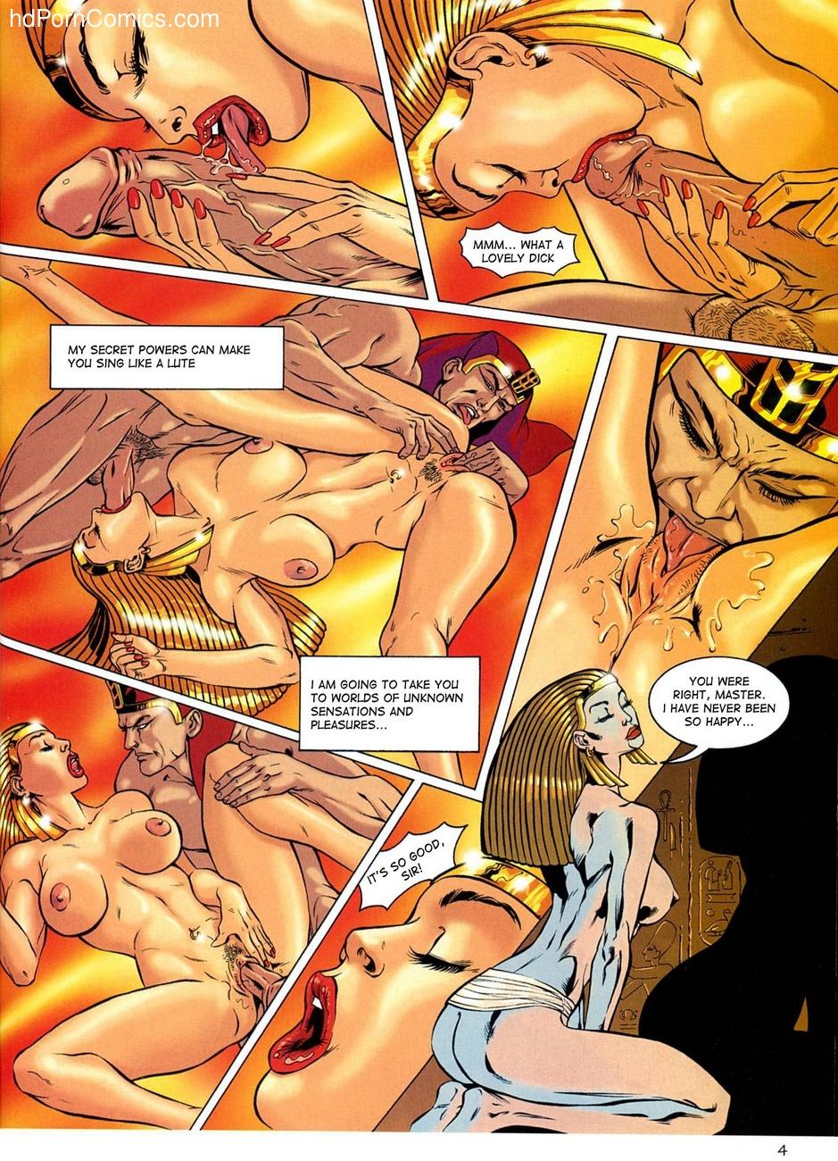 Lara Jones - The Treasure Of Osiris 5 free sex comic