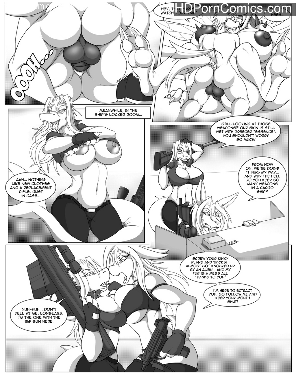Last Survivor 2 11 free sex comic
