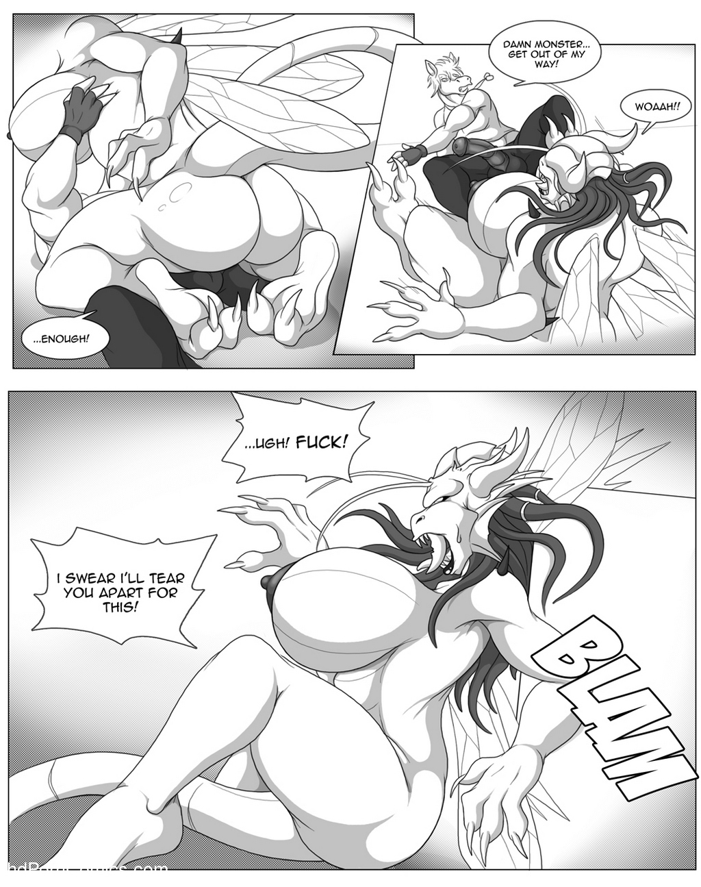 Last Survivor 2 7 free sex comic