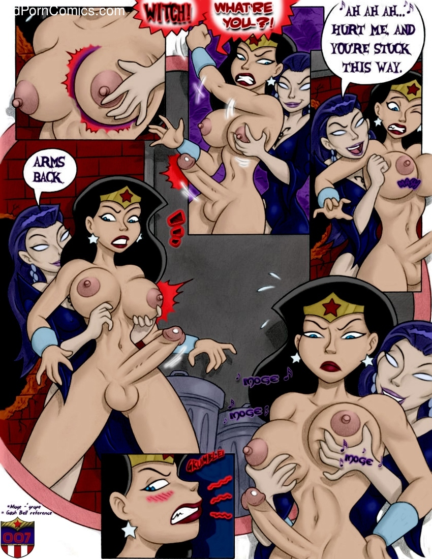 League For Ransom 9 free sex comic