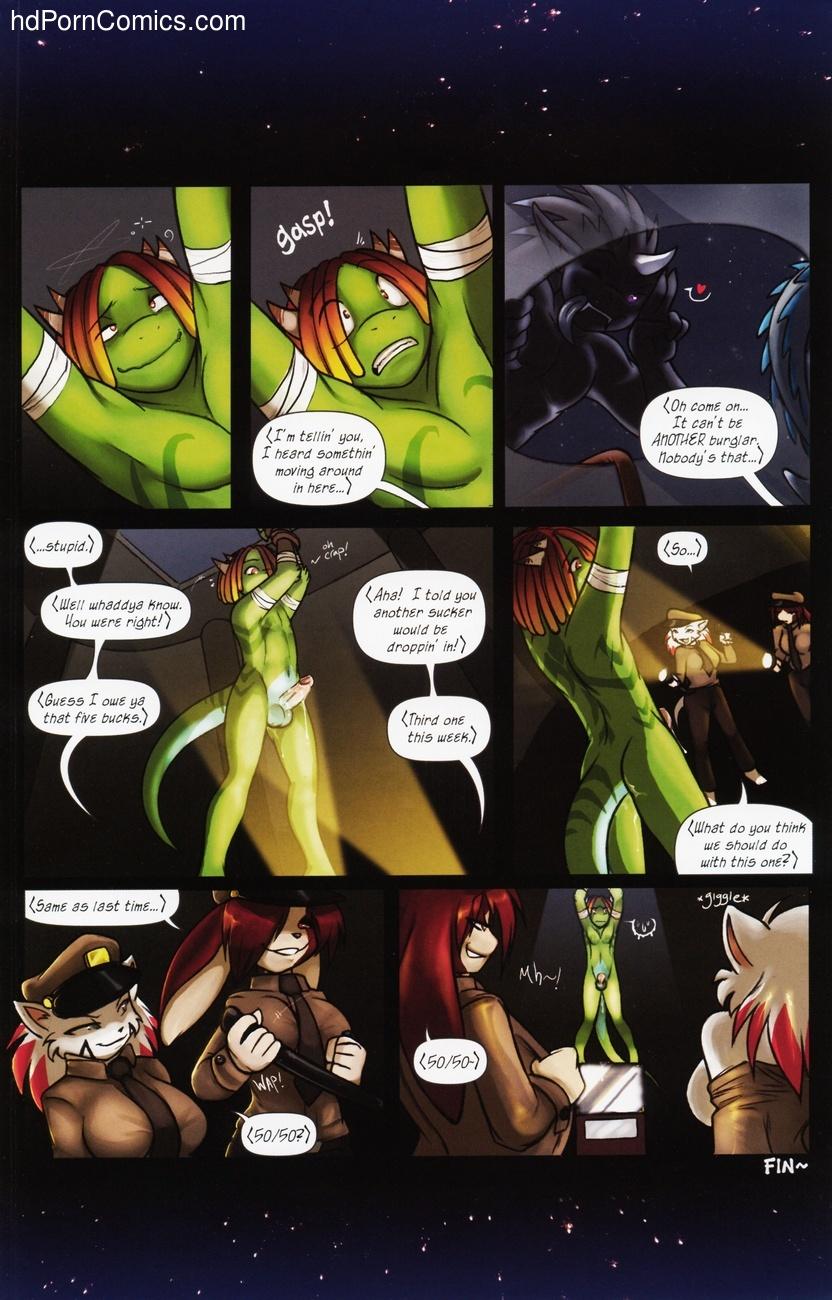 Legend Of The Golden Phallus Sex Comic