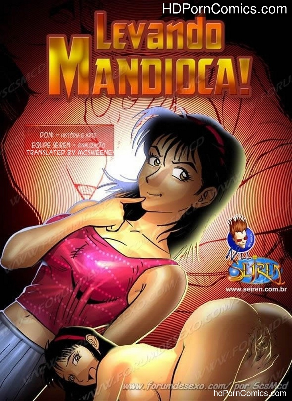 Levando Mandioca Sex Comic