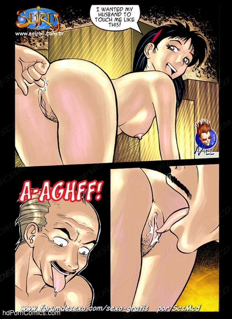 Levando Mandioca 17 free sex comic