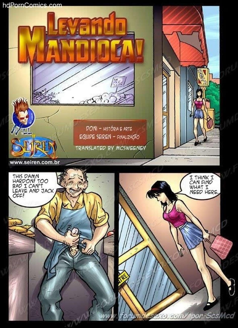 Levando Mandioca 2 free sex comic