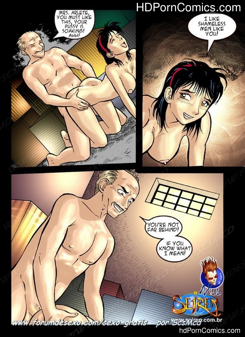 Levando Mandioca 21 free sex comic