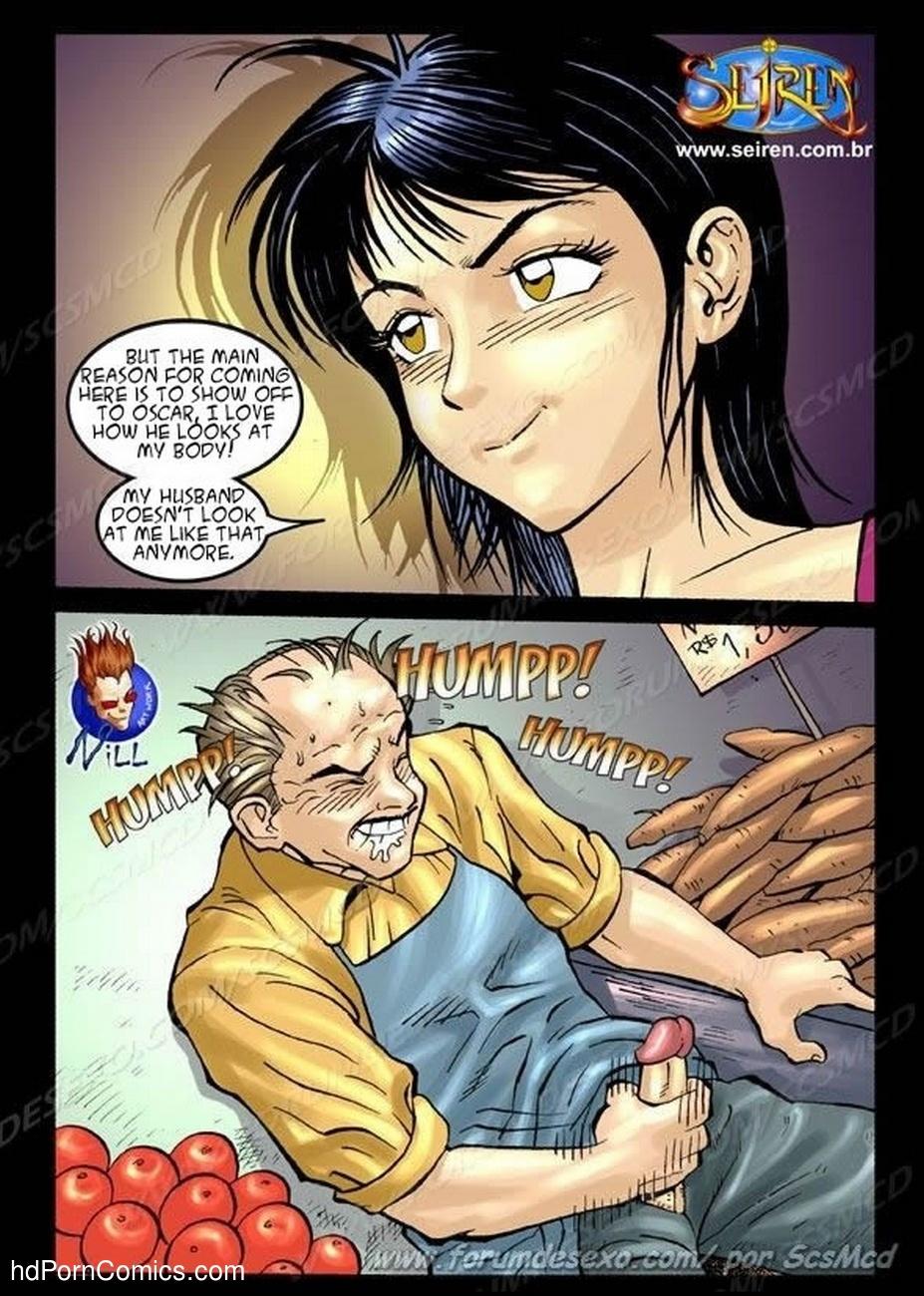 Levando Mandioca 3 free sex comic