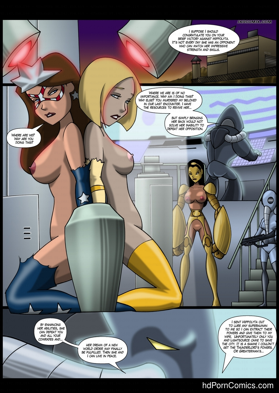Liberty Woman 2 2 free sex comic