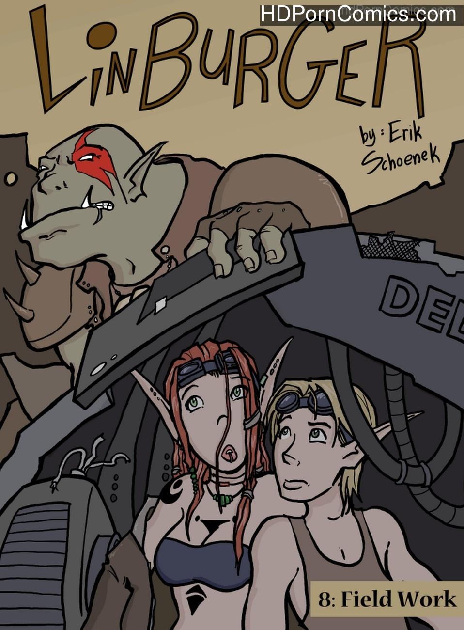 Linburger 8 – Field Work Sex Comic